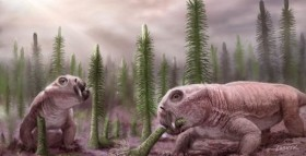 Tiny Microbe Instigated Huge Permian Extinction