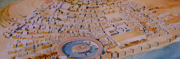 Reconstruction of Roman-era Carthage