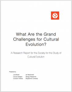 Grand Challenges Report Cover
