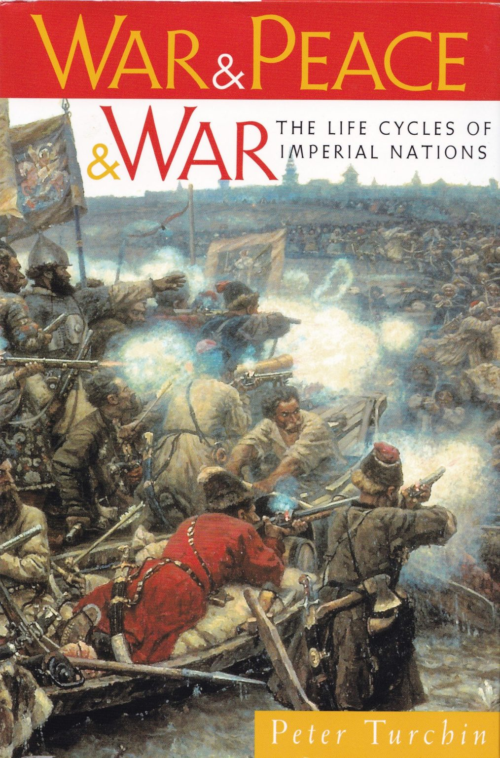 A Retrospective on War and Peace and War